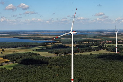 Bild Windpark